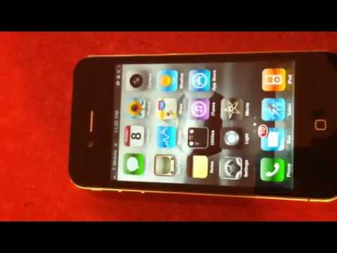 iPhone 4 unlocked on T-mobile USA