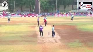 Krishna Satpute & Ejaz Quareshi 88 runs partnership for 1st wicket at Shakti Chashak 2017