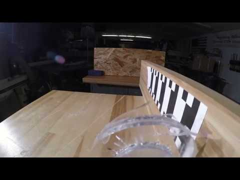 Version 2 of Supersonic Ping Pong Gun - Brain Waves