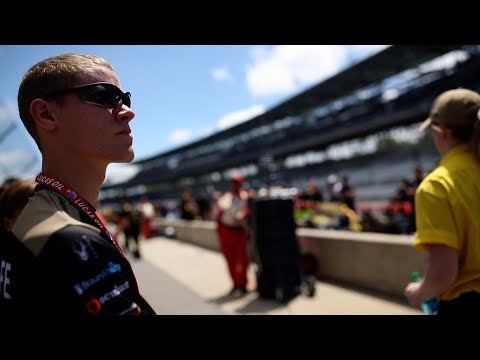 Local Lincoln Tech Student Witnesses Indy 500 From the Pits