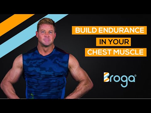 How To: Build Endurance In Your Chest Muscle and WORKOUT FOR LONGER!