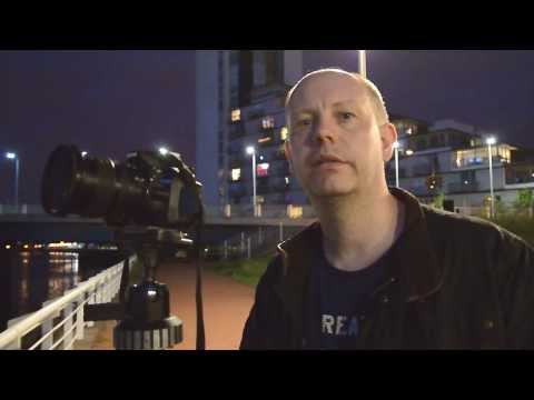 Nightime Shoot with the Nikon D5200 DSLR - youtube