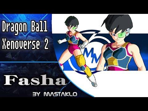 Fasha | Dragon Ball Xenoverse 2 Mod - PlayingItNow: All the