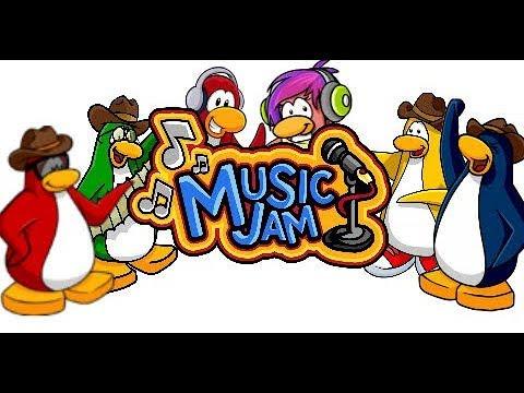Penguin Band Online! - Club Penguin Rewritten - Sleet
