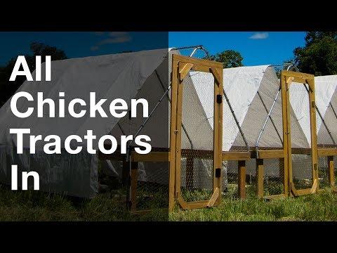Instafarm: All Chicken Tractors In