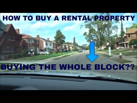 How to Buy A Rental Property. Buying The USA's cheapest Houses.
