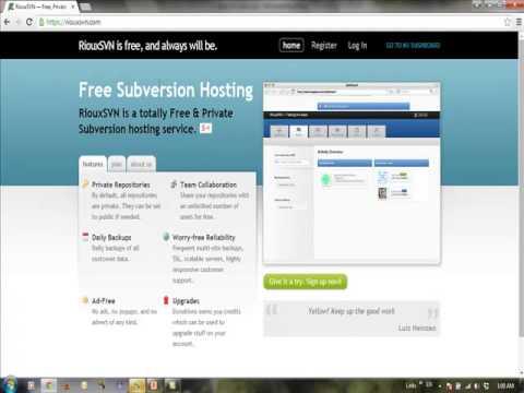 6  Setup SVN Server on the Internet