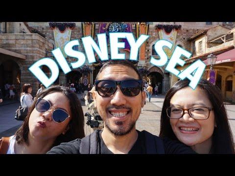 Tokyo on October 2016 - DisneySea!