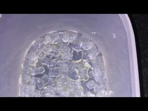 How to make rochelle salt crystals