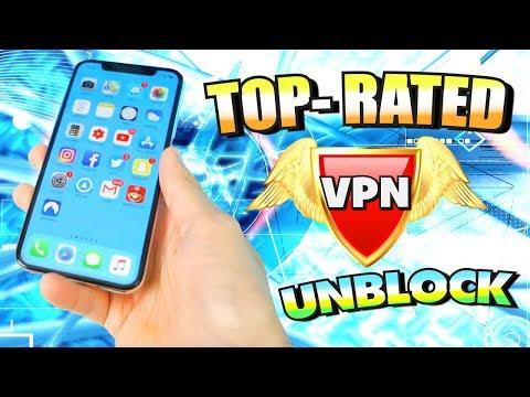 BEST VPN for iPhone/Android/PC/Mac 2018! - Get Online Privacy + UNBLOCK Websites & More