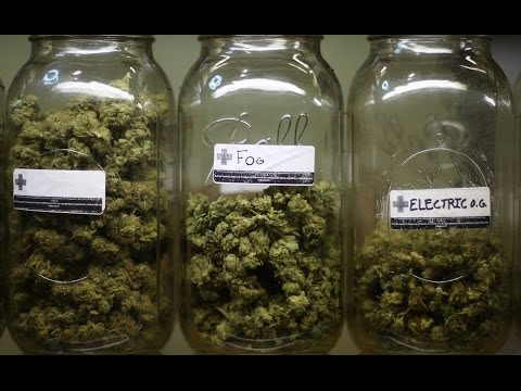 Police And Prison Guard Groups Fighting Marijuana Legalization