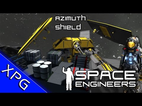 Space Engineers -  Mod Collection Ep 5 Shields and Physical Cargo