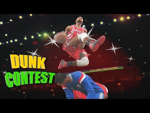 NBA 2K15 MyCareer #17 - HOW I WON THE SPRITE SLAM DUNK CONTEST