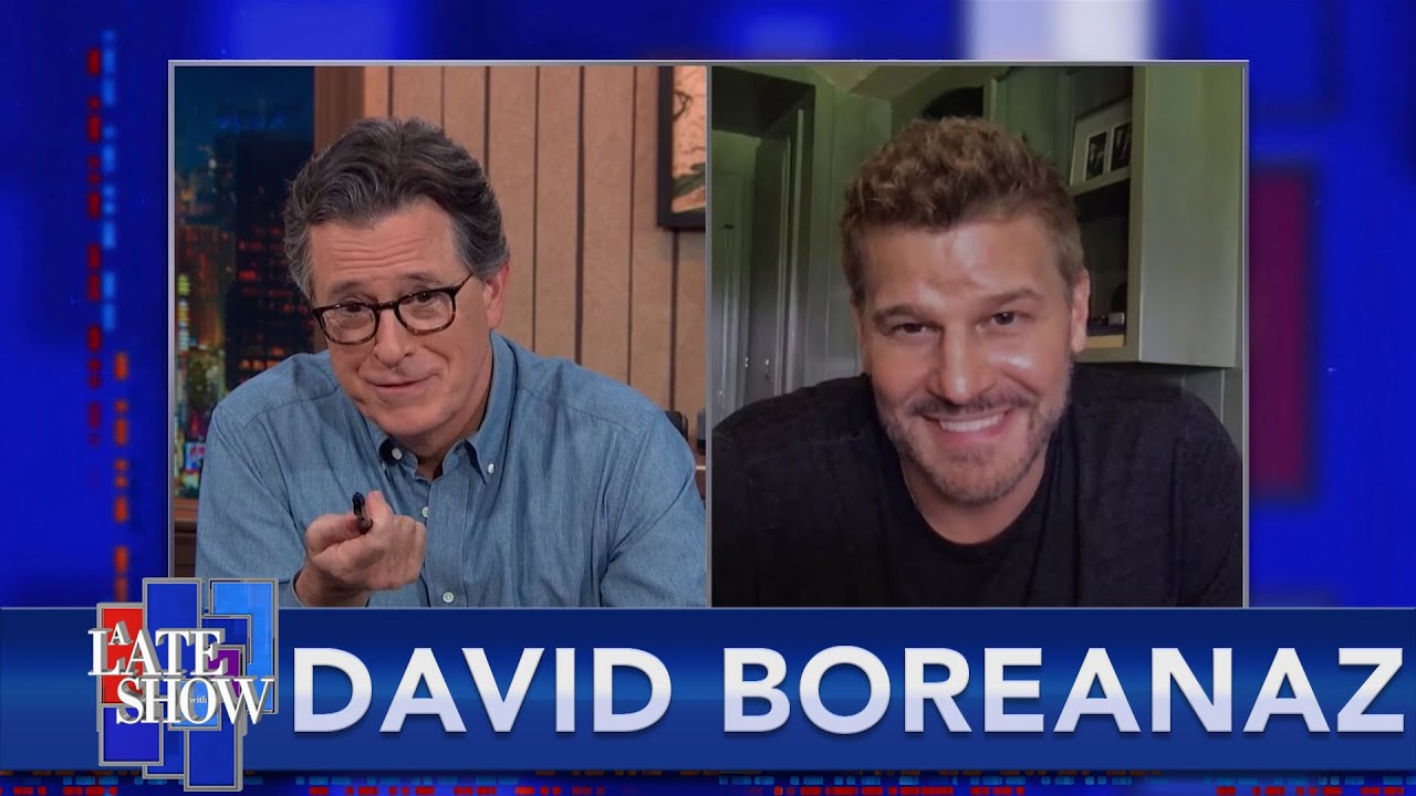"""""""There Can Be Some Clashing"""" - David Boreanaz On Directing Himself In SEAL Team"""