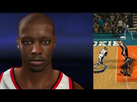 NBA 2K14 My Career - The Rookie Showcase and The Draft!