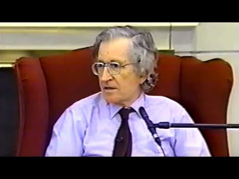 Noam Chomsky - Race and IQ