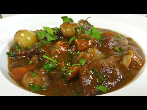 How To Make Beef Bourguignon. TheScottReaProject..