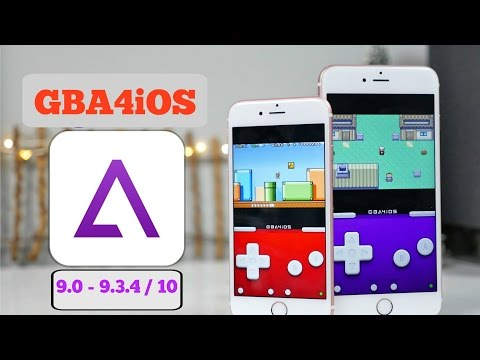 How To Get GBA4iOS Emulator on iOS 9.3.5 - 9.1 FREE - GBA4iOS 2.1 NO Jailbreak
