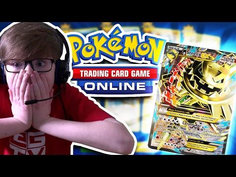 Opening Booster Packs | Pokemon TCG Online