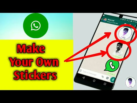 Make Your Own WhatsApp Stickers