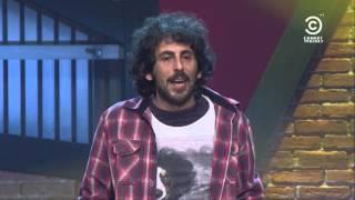 Alberto Farina palco doppio palco teatro comedy central quinta parte