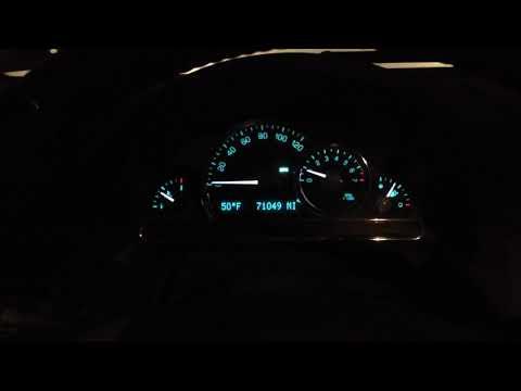 HHR Speedometer Conversion