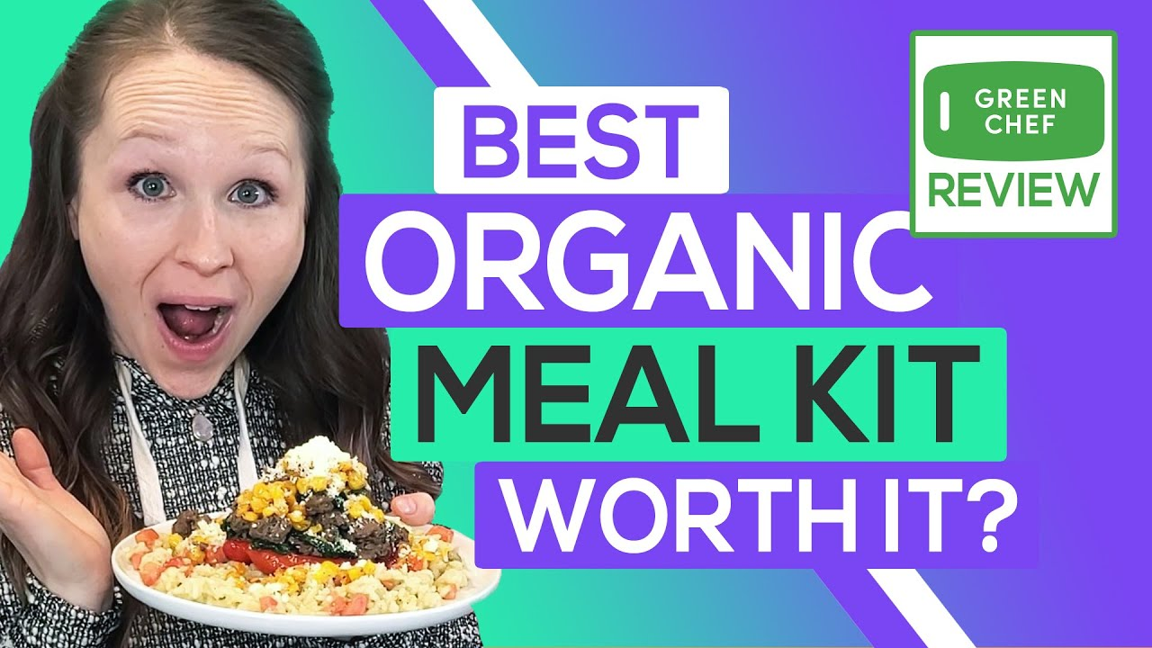👨‍🍳 Green Chef Review & Taste Test:  Is This Clean & Organic Meal Kit Worth It?