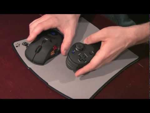 Classic Game Room - SPLITFISH FragFX SHARK 360 controller review for Xbox 360