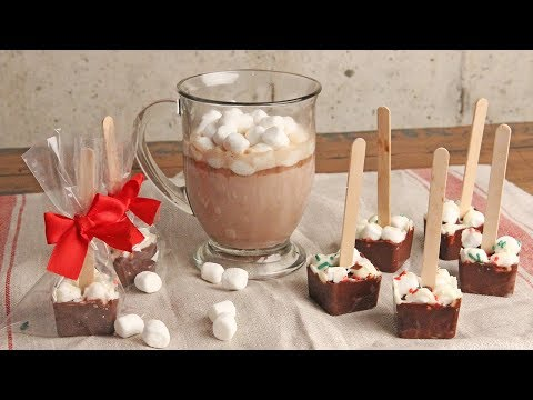 Hot Chocolate On A Stick   Episode 1212