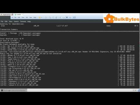How To Install VLC Player in Cent OS 7