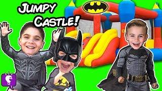 GIANT Jumpy Castle Surprise Egg