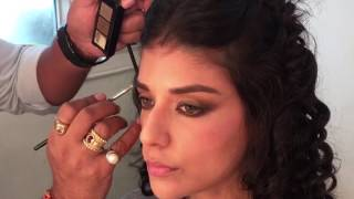 Glamorous Look in Minutes