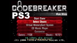 PS3 Tutorial - How to use and fix issues for Artemis Cheat
