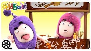Oddbods - FOOD FAMISHED | Funny Cartoons For Kids | The Oddbods Show