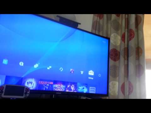 Ps vita tv remote play how to swap accounts