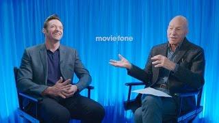 Download 'Logan' | Unscripted | Hugh Jackman, Patrick Stewart Video