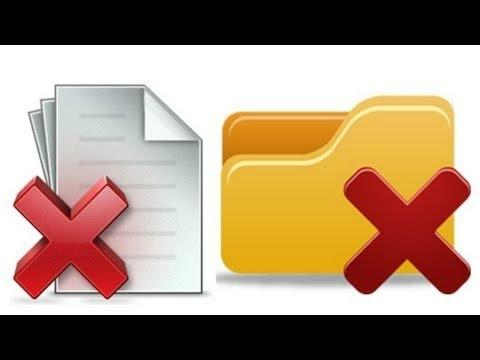 How To Delete Undeletable File Or Folder On Windows 7, 8 & 10