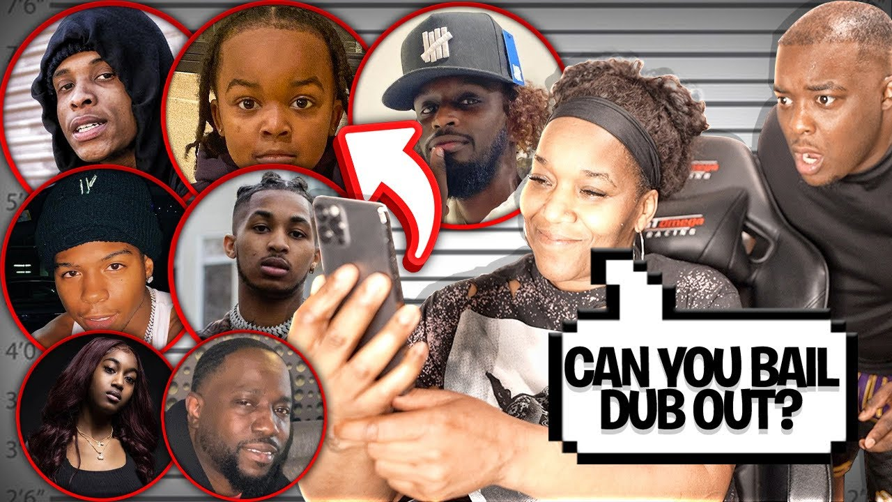 DuB Locked Up !! Can You Bail Him Out ? | LOYALTY TEST
