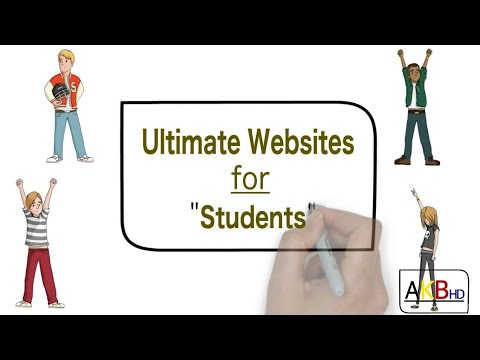 Ultimate Educational Websites for Students : Best websites for Learners