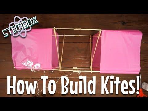 Kite Building Tutorial