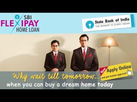 SBI FlexiPayHome Loan