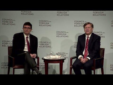 John B. Hurford Memorial Lecture With Michael McFaul