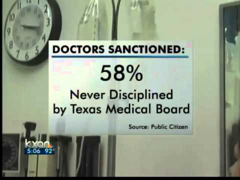 Medical board reacts to report on docs