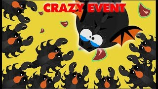 Download Mope.io // EVERYONE IS A GIANT SCORPION - Developper Crazy Event (Mope.io Bests Moments) Video