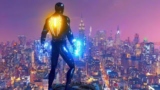 Download Spider-Man PS4 - Night Predator Combat, Epic Takedowns & Parkour Free Roam Gameplay Video