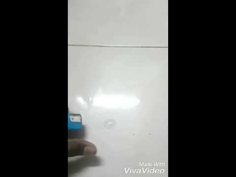 How to burn your hand for no pain with the dettol sanitizer