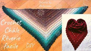 Châle Raisin Au Crochet Chal A Crochet Punto Uva Pakvim