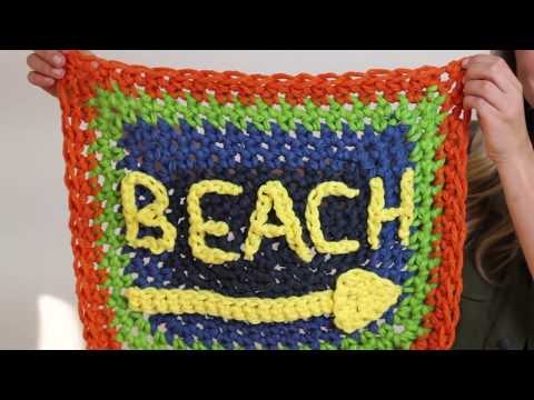 Water World Theme Pack: Crochet a Beach Banner with London Kaye