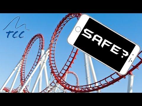 5 Ways To Keep Your Phone Safe at an Amusement Park