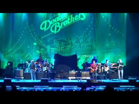 Doobie Brothers - Long Train Running - O2 London